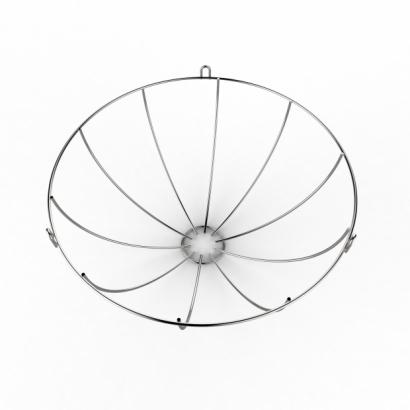 椰纖圓吊籃